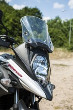 Suzuki VStrom 650 XT reflektor