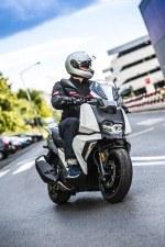 BMW C 400 X test 2019 04