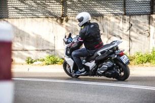 BMW C 400 X test 2019 10