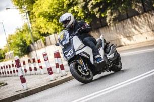 BMW C 400 X test 2019 11