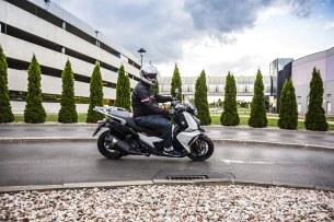 BMW C 400 X test 2019 32