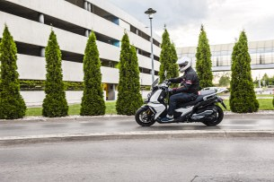 BMW C 400 X test 2019 33