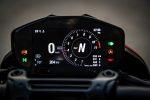 Hypermotard 950 SP kolorowy wyswietlacz tft