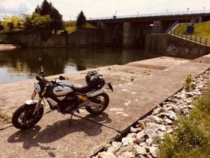 Ducati Scrambler 1100 14