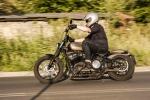 Harley Davidson Street Bob 2018 test 09