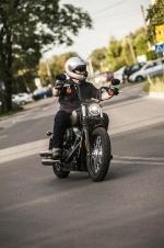 Harley Davidson Street Bob 2018 test 10