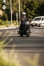 Harley Davidson Street Bob 2018 test 26