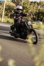 Harley Davidson Street Bob 2018 test 27