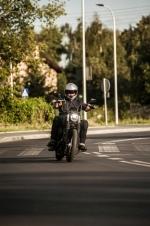 Harley Davidson Street Bob 2018 test 29
