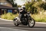 Harley Davidson Street Bob 2018 test 30