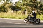 Harley Davidson Street Bob 2018 test 33