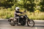 Harley Davidson Street Bob 2018 test 34