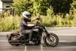 Harley Davidson Street Bob 2018 test 35
