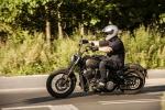 Harley Davidson Street Bob 2018 test 38