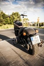 Harley Davidson Street Bob 2018 test 52