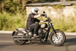 Harley Davidson Street Bob 2018 test akcja