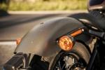 Harley Davidson Street Bob 2018 test blotnik