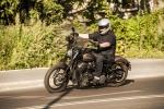 Harley Davidson Street Bob 2018 test jazda