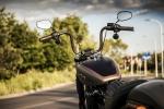 Harley Davidson Street Bob 2018 test kierownica