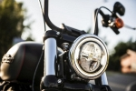 Harley Davidson Street Bob 2018 test reflektor