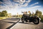 Harley Davidson Street Bob 2018 test statyka