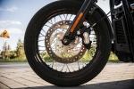 Harley Davidson Street Bob 2018 test tarcza