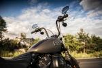 Harley Davidson Street Bob 2018 test zbiornik paliwa
