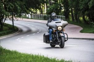 Harley Davidson Street Glide Special test 2019 20