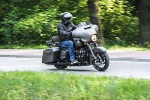 Harley Davidson Street Glide Special test 2019 25