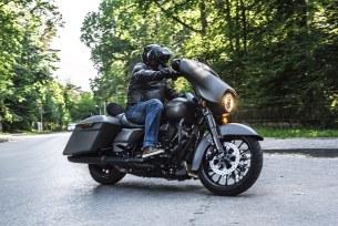 Harley Davidson Street Glide Special test 2019 42
