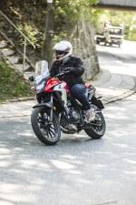Honda CB500X test motocykla 2019 21