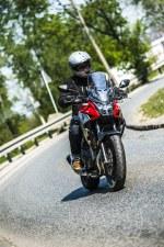 Honda CB500X test motocykla 2019 38