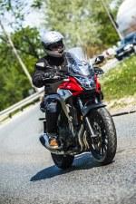 Honda CB500X test motocykla 2019 39