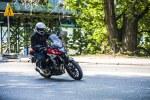 Honda CB500X test motocykla 2019 45