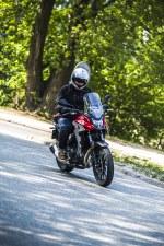 Honda CB500X test motocykla 2019 57