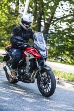 Honda CB500X test motocykla 2019 58