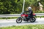 Honda CB500X test motocykla 2019 Konrad Bartnik