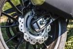 Honda CB500X test motocykla 2019 tarcza tyl
