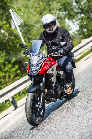 Honda CB500X test motocykla 2019 28