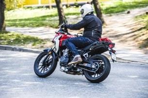 Honda CB500X test motocykla 2019 41