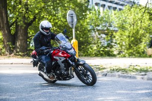Honda CB500X test motocykla 2019 47