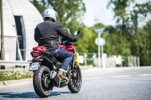 Honda CB500X test motocykla 2019 49
