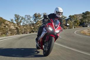 Honda CBR 650 R 2019 dynamika 10