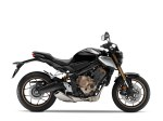 Honda CB 650 R 2019 studio 03