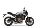 Honda CB 650 R 2019 studio 07