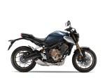 Honda CB 650 R 2019 studio 08