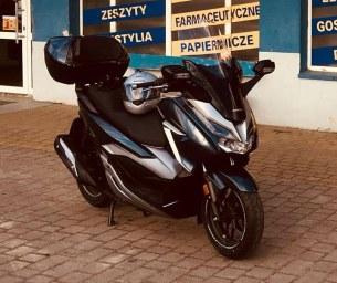 Honda Forza 300 2019 kufer
