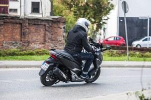 akcja tyl Honda Forza 300 2019 50