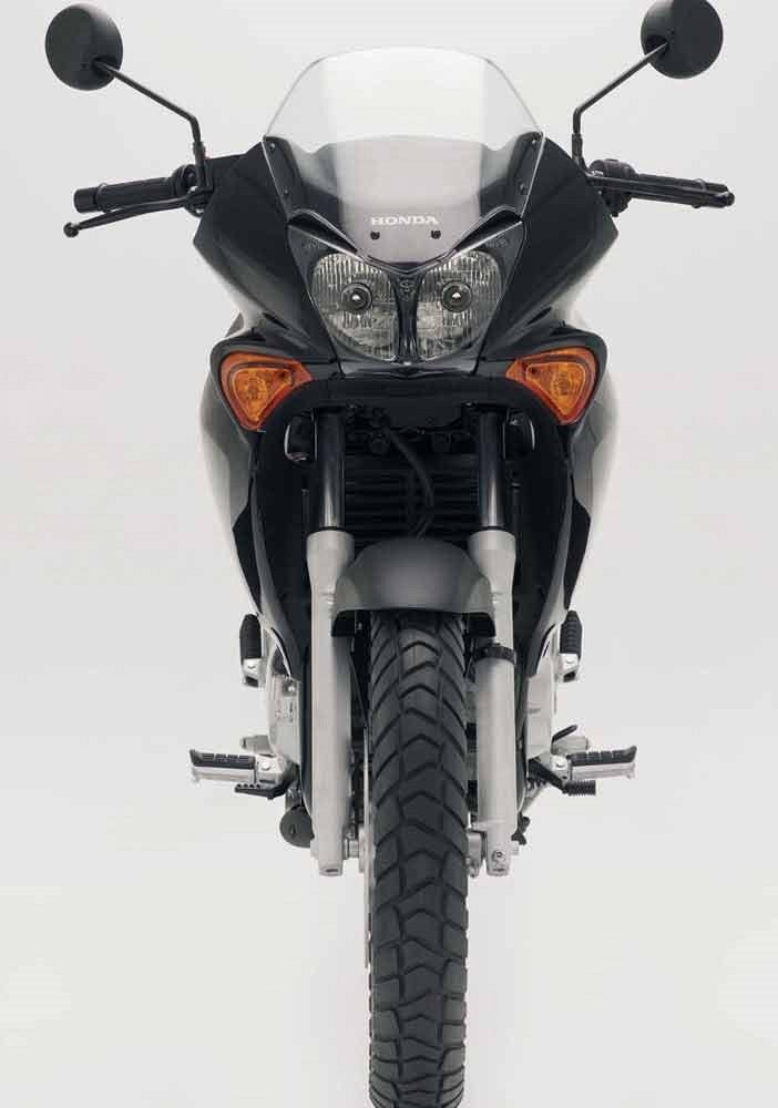 Honda Varadero 125 przod