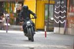 svartpilen hipsterski motocykl